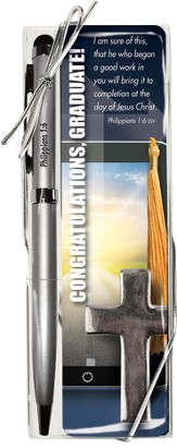The Way Forward Graduate Stylus and Bookmark