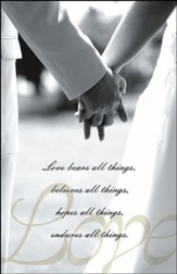 wedding bulletins program covers christianbook com