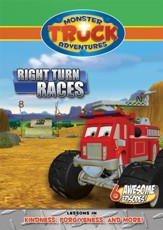 Right Turn Races, DVD