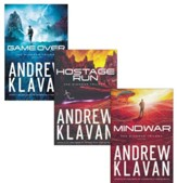 The Mindwar Trilogy, Volumes 1-3