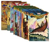 The Adventures in Odyssey Imagination Station Series, Volumes 1-17