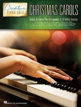 Christmas Carols: Creative Piano Solo