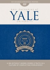 Ravi Zacharias at Yale University - DVD