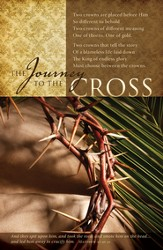 Journey to the Cross (Matthew 27:30-31) Bulletins, 100