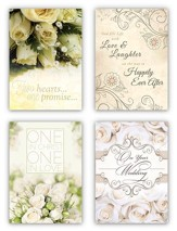 To Have and to Hold, Box of 12 Assorted Wedding Cards (KJV)