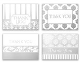 A Touch of Class, Blank Thank You Note Cards,   Box of 12 (KJV)