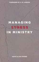 Managing Stress in Ministry