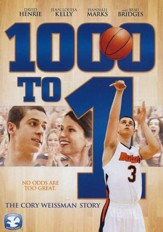 1000 to 1: The Cory Weissman Story, DVD