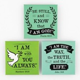 Be Still Magnets, Set of 3
