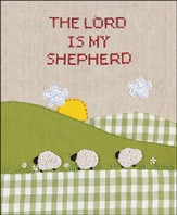 The Lord is my Shepherd Cross Stitch (Psalm 23:1) Large Bulletins, 100