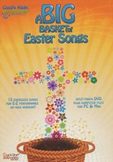 Big Basket of Easter Songs DVD
