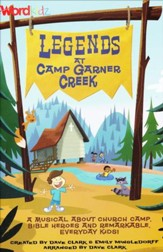 Legends at Camp Garner Creek (Choral Book)