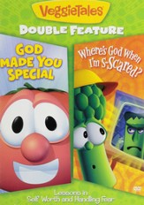 God Made You Special/Where's God When I'm Scared? (Double Feature)