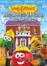 The Little House that Stood w/ Puzzle