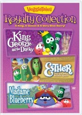 Royalty Collection: A King, a Queen & a Very Blue Berry!