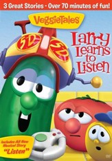 Larry Learns to Listem, DVD