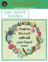 Love, Spirit & Devotion, Love My Coloring Books