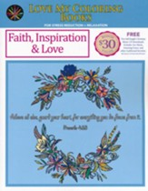Faith, Inspiration & Love, Love My Coloring Books