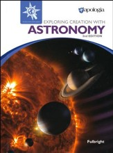 Apologia Exploring Creation with Astronomy Textbook (2nd Edition)