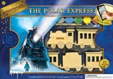 The Polar Express Train, Wood Paint Kit