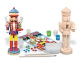 Nutcracker Candy Man, Wood Paint Kit