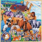 Noah's Ark, 48 Pieces