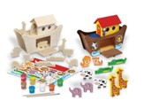 Noah's Ark, Deluxe Wood Paint Kit