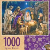 A Child is Born, 1000 Piece Jigsaw Puzzle
