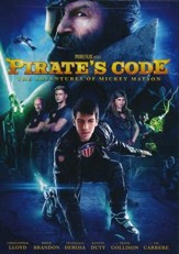 Pirate's Code: The Adventures of Mickey Matson, DVD