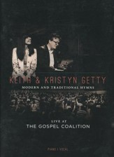 Keith & Kristyn Getty-Live At the Gospel Coalition Piano/Vocal