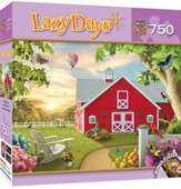 Morning Song, Lazy Days 750 Piece Jigsaw Puzzle