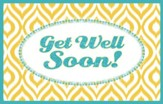 Get Well Splash Postcards (Ps. 92:1, KJV), Pack of 25
