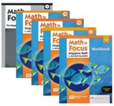 Math in Focus Grade 1 Homeschool  Package (with Answer Key)