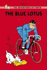 The Adventures of Tintin: The Blue Lotus, Young Readers Edition