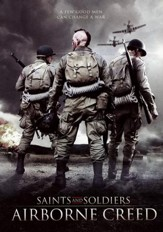 Saints and Soldiers: Airborne Creed, DVD