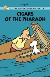 The Adventures of Tintin: Cigars of the Pharaoh, Young Readers Edition