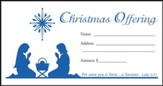 Christmas Value Offering Envelopes (Luke 2:11) 100