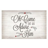Adore Him Pass around Card-25 pack