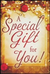A Special Gift, Christmas Share Booklet