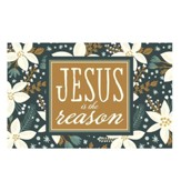 Jesus is the Reason Pass around Card-25 pack