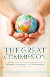 Great Commission (Matthew 28:19) Bulletins, 100