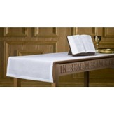 Altar Runner, Poly/Cotton