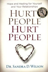 Hurt People Hurt People - Easy Print edition