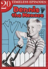 Dennis the Menace - 20 Timeless Episodes, DVD