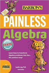 Painless Algebra, Fourth Edition