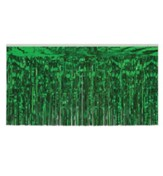 Table Fringe, Green (14' x 30)