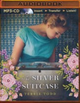 The Silver Suitcase - unabridged audio book on MP3-CD