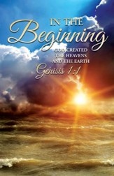 In the Beginning (Genesis 1:1) NKJV Bulletins, 100