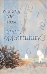 Every Opportunity New Years Bulletins, 100
