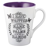 I Have Written Your Name Mug
